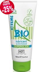 HOT Bio Superglide -liukuvoide, 100 ml