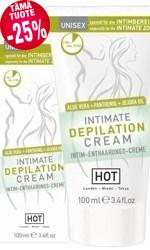 Intimate Depilation Cream - karvanpoistovoide, 100 ml